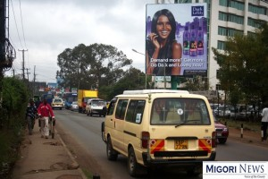 Present day Argwings Kodhek road in Nairobi where Kodhek was assassinated