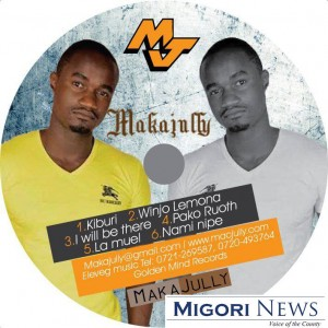 Makajully latest album