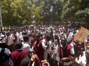 Kanga School students celebrate good results